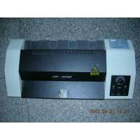 Buy cheap A4 pouch laminator  A3 pouch laminating machine product