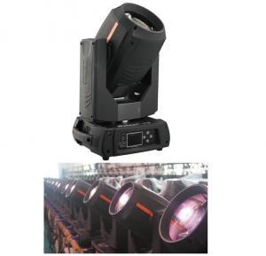 China Dmx512 17R 350W Professional Wash Beam Spot Stage Moving Head Lighting Disco Light on sale