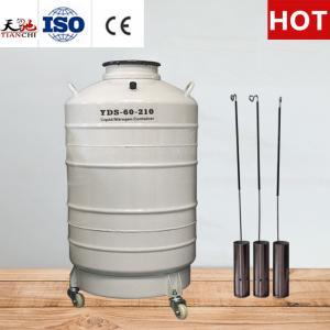 Buy cheap TIANCHI Cattle Semen Tank 60L Liquid Nitrogen Cylinder product