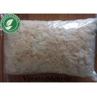Buy cheap Pharmaceutical 99.5% Raw Materials Veratraldehyde CAS 120-14-9 from wholesalers