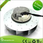 Buy cheap ventilateur de fan semblable de moteur de l'EC, fan centrifuge vers l'arrière incurvée de conduit product