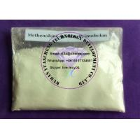 Buy cheap Steroid powder Methenolone Acetate half-life injectable dosaging for bodybuilding product