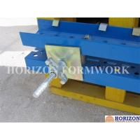 Buy cheap Galvanized Formwork Tie Rod System With Dywidag Thread, Wing Nut and Steel Cone from wholesalers