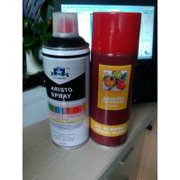 China Fast Drying High Gloss Acrylic Spray Paint 400ml Metal Color SGS wholesale