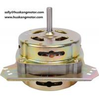 Buy cheap Copper or Aluminum Wire Washing Machine Wash Motor with Single Phase HK-088T product