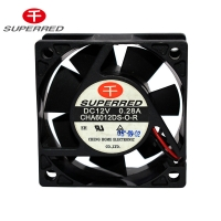 Buy cheap High quality Sleeve Bearing  Brushless Cooling Fan product