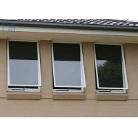 Buy cheap Sounf Proof Aluminium Awning Windows Top Hunging Australia Standard product