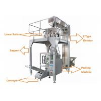 Buy cheap 4 Heands Weigher, Automatic Roasted Peanut Salted Peanut Packing Machine from wholesalers