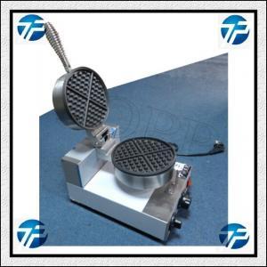 China Mini Model Commercial Waffle Making Machine on sale