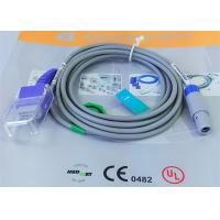 Buy cheap Mindray MEC2000 Compatible SpO2 Adapter Cable 6 Pins to DB9 Pins from wholesalers