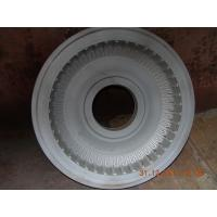 Buy cheap Polyurethane PU Foam Tire Molds for Disabled Car , Mechanical Guide Wheel Tire Mold product