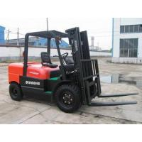 2-5 Tons Diesel Powered Forklift Trucks