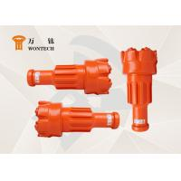Buy cheap Anticorrosive Offshore Drill Bit , Sturdy DTH Hammer Button Bits Mission40 product