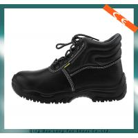 Buy cheap Ce Certification Black Steel Toe Safety Shoes product