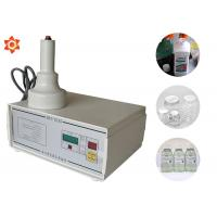 Buy cheap Automatic Conveying Food Packaging Sealing Equipment / Plastic Bottle Sealing Machine product