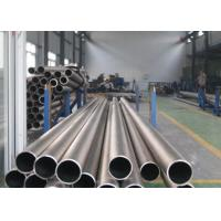Buy cheap ASTM A789 S32001 stainless steel pipe wall thickness General Corrosion Resistant product