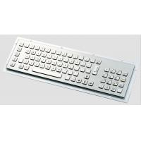 Buy cheap ZT599 Series ATM / Kiosk Metal Keyboard For Gas Station / Parking product