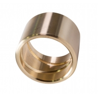 Buy cheap Agricultural Machinery 60N/Mm² CuSn10 Cast Bronze Bushings product