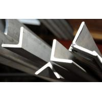 Buy cheap JIS 304 304L Stainless Steel Angle Bar Finish 2B BA AISI For Industry from wholesalers