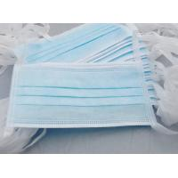 China Food Preparation Hypoallergenic Surgical Mask / Disposable Medical Face Masks on sale