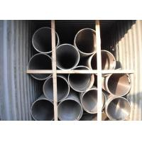 Buy cheap Industrial Seamless Alloy Steel Pipe , Seamless Steel Tube ASTM A335 Standard product