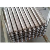 Buy cheap Petrochemical Treatment Industrial Screens OD 37mm With Johnson Wedge Wire Filter Element product