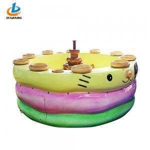 Amusement Colorfu FRP Fishing Arcade Machine Eco Friendly Material