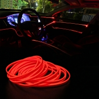 Buy cheap 6M LED Light Strips For Car Interior Remote Control product