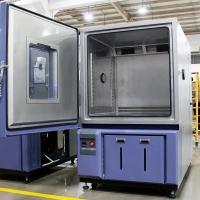 Buy cheap 1000L Environmental Temperature Humidity Test Chamber With Large Observation Door product