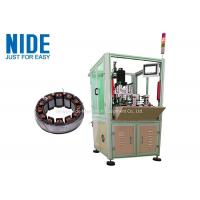 Buy cheap Automatic brushless DC motor stator winding machine from China motor wire winding machine supplier product