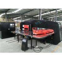 Buy cheap Steel Structure CNC Plate Punching Machine Closed O Type High Stability product