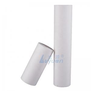 Buy cheap 1um 5um 4.5''X20'' 4.5''X10'' PP Melt Blown Filter With Jumbo Cartridges product