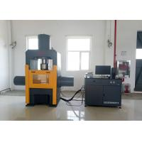 Buy cheap Heavy Duty Bend Test Equipment 1000KN With One Body Cast Steel Structure product