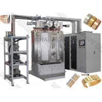 Buy cheap Mf / Dc Sputtering Cathodes Vacuum Coating Equipment For Watch Strap from wholesalers