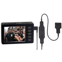 Buy cheap Full HD Police Button Camera with 2.7inch TFT Screen Motion Detection Low Lux Bodyworn DVR product