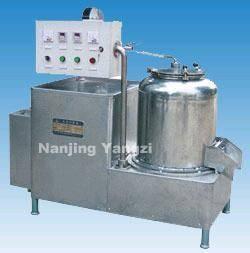 Buy cheap HLJZ-25 Vertical Vacuum Dough Maker product