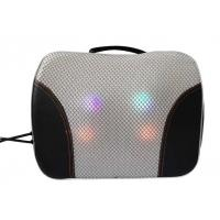 Buy cheap Back chair massage pad with heat In Dubai with 4 kneading massage balls product