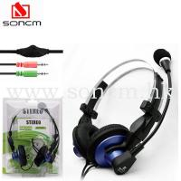 China Cute Bluetooth Stereo Headset SM-810MV on sale