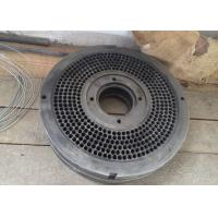 Buy cheap Animal Feed Pellet Making Machine, Electric Flat Die Poultry Feed Pellet Mill product