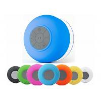 Buy cheap TPE Light Weight Waterproof Wireless Bluetooth Speakers With 5W Bass Sound product