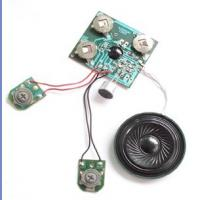Buy cheap Customized Recordable Sound Module with microphone for sound greeting card product