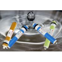 Buy cheap High Purity Reverse Osmosis Membrane Systems Aquarium Water Filter 4th Stage product