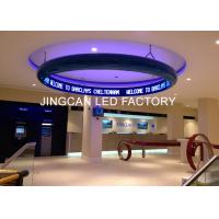Buy cheap Customized Size Flexible LED Screen Soft With 160° Vision Angle product