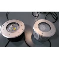 Buy cheap Bevel angle led led inground uplight IP65 / DC24V led ground lights 24w product