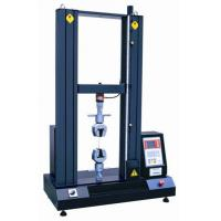 Buy cheap Flexible Easy Operation Double Column Tensile Testing Equipment , Tensile Tester product