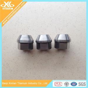Nueces Titanium de la rueda Gr2 y Gr5 del proveedor de China