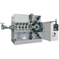 Buy cheap Multi - Axes Cnc Compression Spring Machine Wire Diameter 6 - 16mm Big Capacity from wholesalers