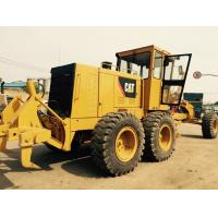 Buy cheap second hand caterpillar 140 motor grader used CAT 140H grader for sale, best condition! from wholesalers