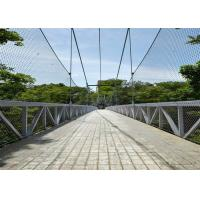 Buy cheap Multifunctional Stainless Steel Wire Rope Mesh Corrosion Resistant Inox Wire Mesh product