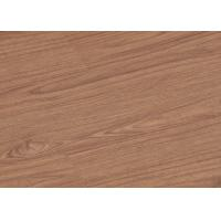 China Oak Wood SPC Vinyl Laminate Click Flooring 5mm Multi - Layer For Kitchen on sale